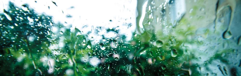 Kunstgras en veel regen