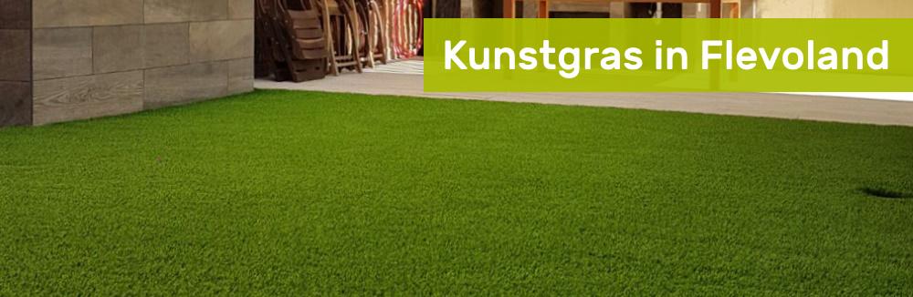 Kunstgras in Flevoland